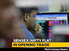 Video: Sensex Falls Over 70 Points, Nifty Moves Below 10,900