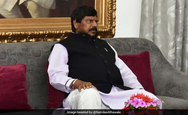 'Will Stay With NDA, But Have Some Demands': Ramdas Athawale