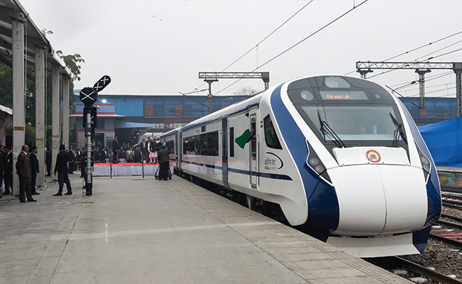 Stale Food Served On Board Vande Bharat Express, Say Railways Officials