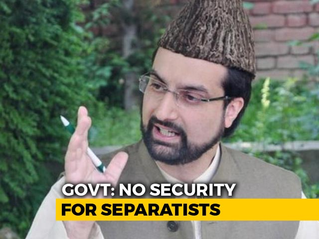 Video : Government Scraps Security For 5 Separatists After Pulwama Attack