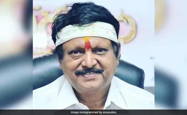Telugu Filmmaker Kodi Ramakrishna Dies