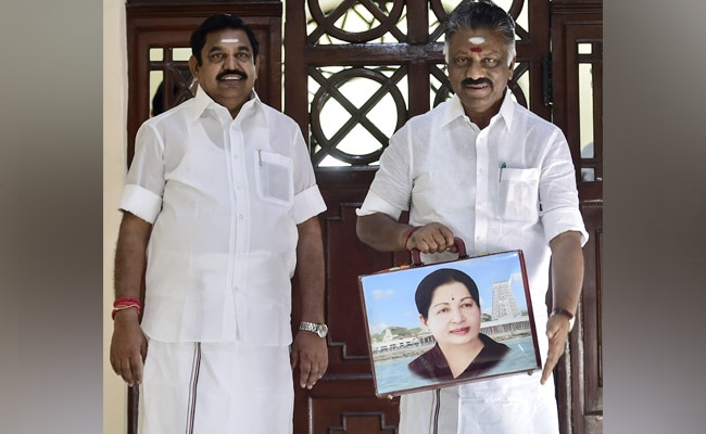 In Ties With PMK, Safeguard For Palaniswami's Shaky Government: Sources