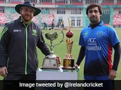 Afghanistan vs Ireland 1st T20I Live Cricket Score: Afghanistan Eye Winning Start Against Ireland In Dehradun