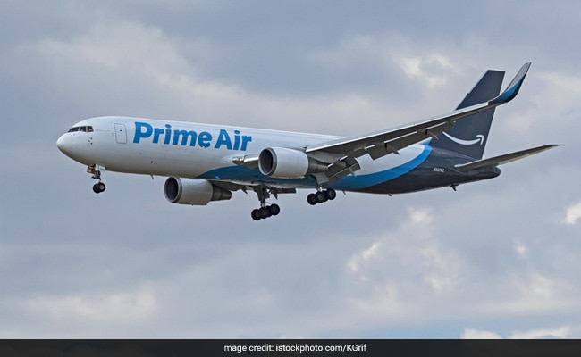 Two Bodies Recovered From Amazon Cargo Plane Crash Site In US