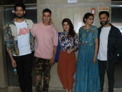 <i>Ek Ladki Ko Dekha Toh (K)aisa Laga</i>... Janhvi, Akshay Kumar, Twinkle Khanna Can Tell You