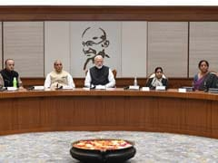Arun Jaitley Back As Finance Minister, Attends Meet On Pulwama Attack