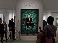 Paintings Of Obamas Brought A Million More People To Portrait Gallery