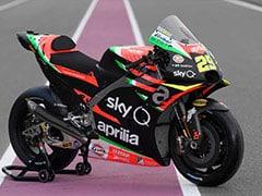 MotoGP: Aprilia Racing Teams Up With Gulf Oil For 2019 Season