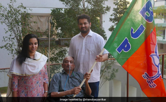 Manohar Parrikar Not On Life Support, Says Goa Minister Amid Rumors