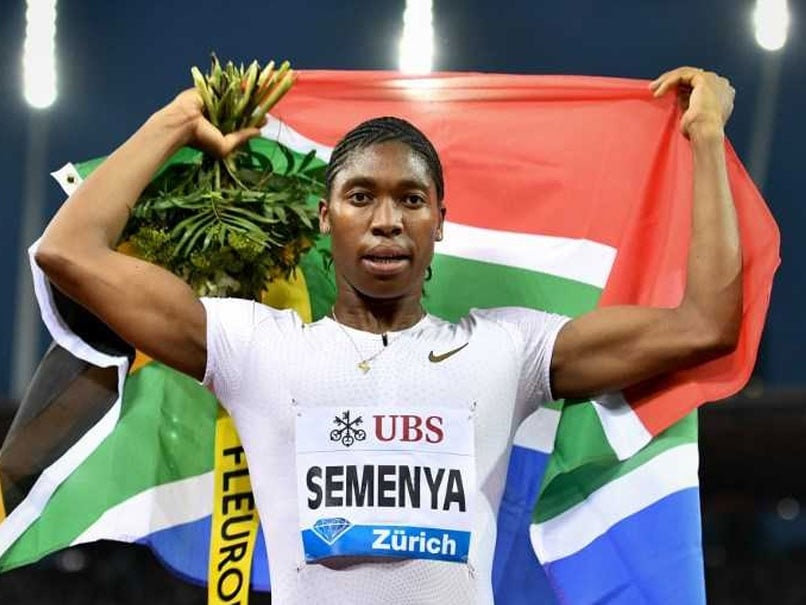 Caster Semenya an easy target, says South Africa's sports minister