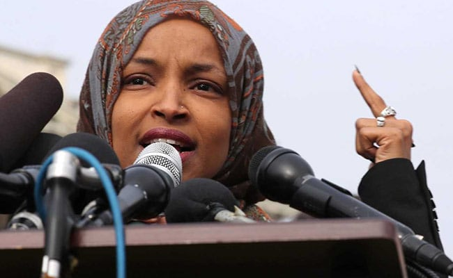 Image result for PHOTO OF ANTI MUSLIM MAGAZINE COVER FOR REP OMAR