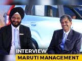 Video : In Conversation With CV Raman and RS Kalsi, Maruti Suzuki India