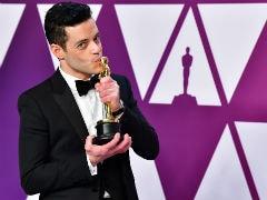 Oscars 2019: <i>Bohemian Rhapsody</i> Actor Rami Malek - An Oscar Champion, My Friends