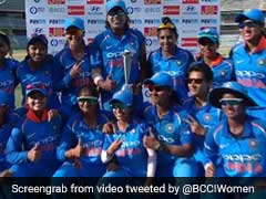 3rd ODI: England Women Register Consolation Win, India Clinch Series 2-1