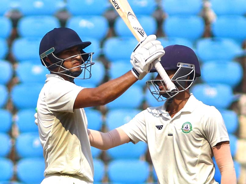 Vidarbha Defeat Rest Of India To Retain Irani Cup