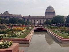 राष्ट्रपति भवन के 'उद्यानोत्सव' का आज उद्घाटन करेंगे राष्ट्रपति रामनाथ कोविंद, 13 फरवरी से आम जनता के लिए खुलेगा मुगल गार्डन