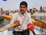 Video: The Journey Of Boatman Raju Nishad At Kumbh 2019