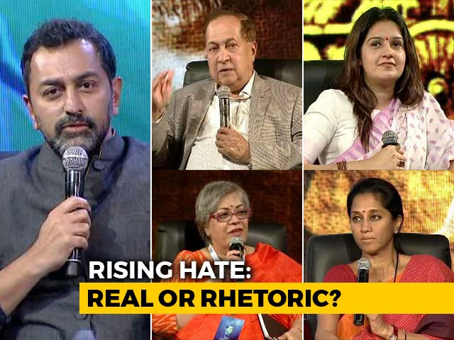 Video : Fighting For The Idea Of India: Conversations Of The Constitution