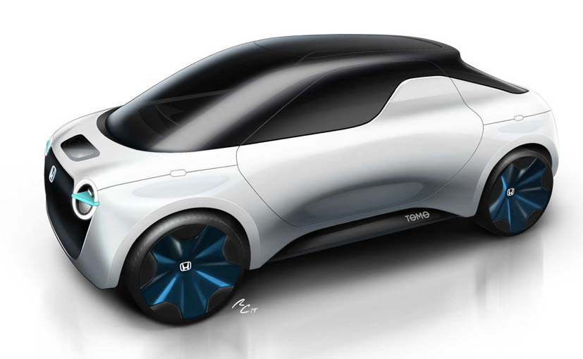 he car has been created by Istituto Europeo di Design in partnership with Honda Design