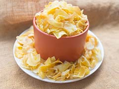The Next Time You Need Something To Munch Try These Healthy Jackfruit Chips! Even Better They Aid In Quick Weight Loss