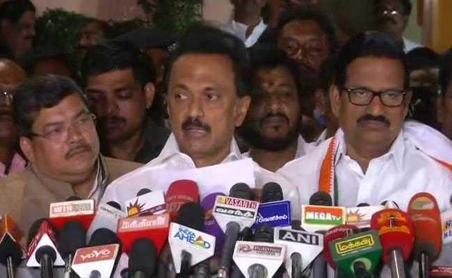 BJP-AIADMK गठबंधन के बाद कांग्रेस-DMK ने भी मिलाया हाथ, जानिए कितने सीटों पर कौन लड़ेगा चुनाव