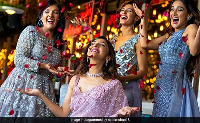 Sisters Before Misters: Neeti Mohan's Pre-Wedding Photoshoot Is Filled With Sibling Revelry