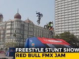 Video : Red Bull FMX Jam Mumbai - Freestyle Stunt Show