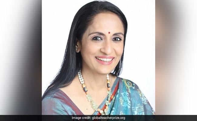 Indian Actor, Teacher Swaroop Rawal Among 10 Finalists For Global Teacher Prize 2019