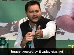 """Make Brajesh Thakur's Call Records Public To Expose BJP Leader"": Tejashwi Yadav"