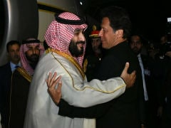 Saudi Crown Prince Signs $20 Billion In Agreements With Cash-Strapped Pak