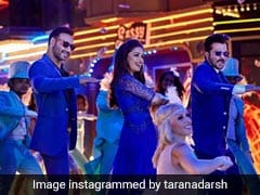 <I>Total Dhamaal</I> Box Office Collection Day 2: Ajay Devgn, Anil Kapoor, Madhuri Dixit's Film Off To An Impressive Start
