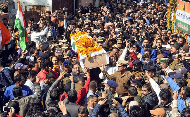 Pulwama Attack: Bodies Of CRPF Soldiers Reach Their Homes Amid Nation-Wide Mourning