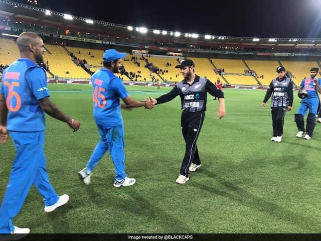 India Vs New Zealand, 2nd T20I Live: India Beat New Zealand By 7 Wockets