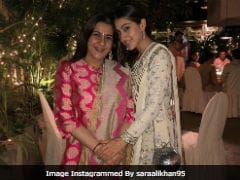 Is Sara Ali Khan Really Moving Out Of Mom Amrita Singh's Home? Here's What She Said
