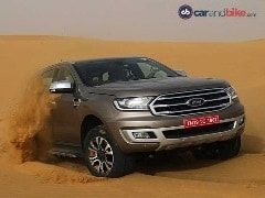 2019 Ford Endeavour Facelift Review