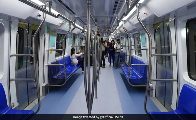 Cabinet Approves Three New Delhi Metro Corridors