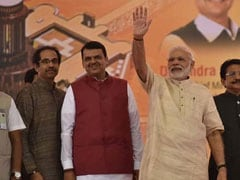 Amid Defections, Congress-NCP Faces Fight To Beat BJP-Sena In Maharashtra