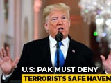 Video : As India-Pak Tension Escalates, US Again Asks Islamabad To Act On Terror
