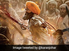Akshay Kumar's <i>Kesari</i> Trailer Goes Instantly Viral. 'Outstanding Is An Understatement,' Say Celebs