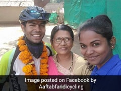भारतीय सेना के जवानों के सम्मान में रक्षाबंधन पर साइकिल से निकला था ये शख्स, अब जी रहा है ऐसा जीवन