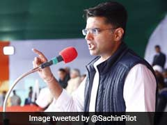 No Tie-Up With Any Other Party For The Local Body Elections: Sachin Pilot