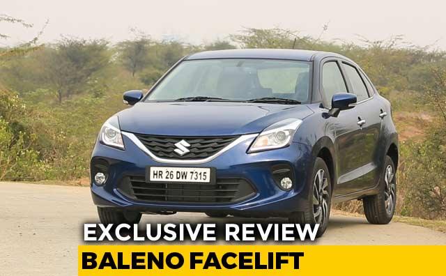 Exclusive: Maruti Suzuki Baleno Facelift Review