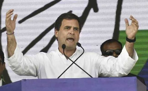 'He Lies, She Doesn't Keep Promises': Rahul Gandhi On PM, Mamata Banerjee
