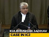 Video : Pak Embarrassed To Disclose Charges Against Kulbhushan Jadhav, Says India