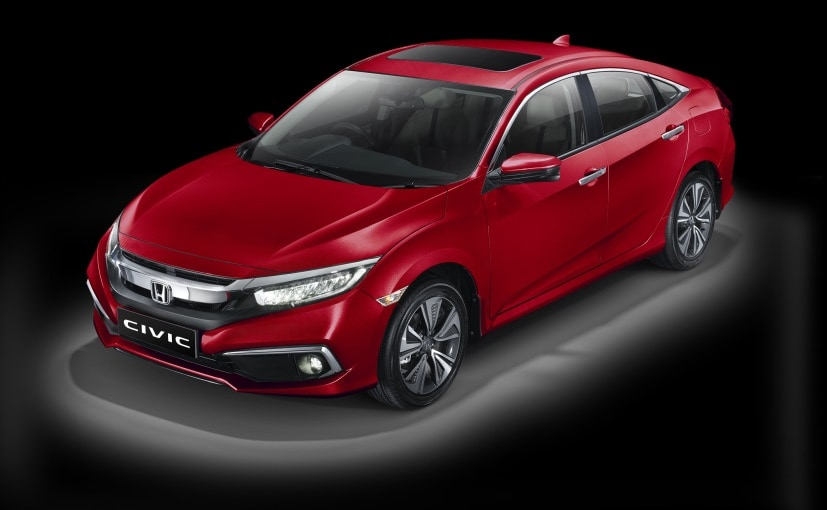 Honda Civic New >> New Gen Honda Civic Bookings Open Launch In March 2019 Ndtv