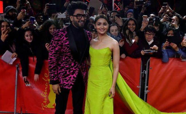 Gully Boy's Ranveer Singh, Alia Bhatt Test Taboos With Film At Berlin Film Festival