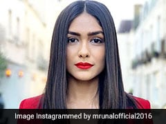 With <I>Super 30</I> And <I>Batla House</I> On Her Line-Up, Mrunal Thakur Says 'Audience Should Get To See A Different Side Of Her'