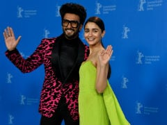 Ranveer Singh And Alia Bhatt's <i>Gully Boy</i> Prompts Loud Cheers At World Premiere In Berlin