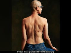 On World Cancer Day, Tahira Kashyap Posts Powerful Pic Of Her Surgery Scar