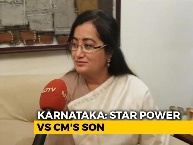 Video : The Mandya Muddle: Sumalatha Files Nomination As An Independent